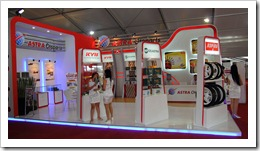 Astra Otoparts - Stand