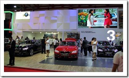 BMW - Stand
