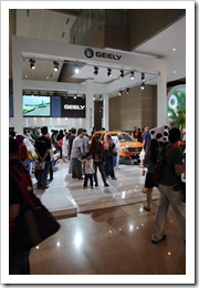 Geely - Stand